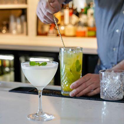 FYC Bar + Kitchen at Burbank Hotel